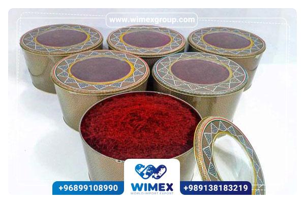 صادرات زعفران درجه یک