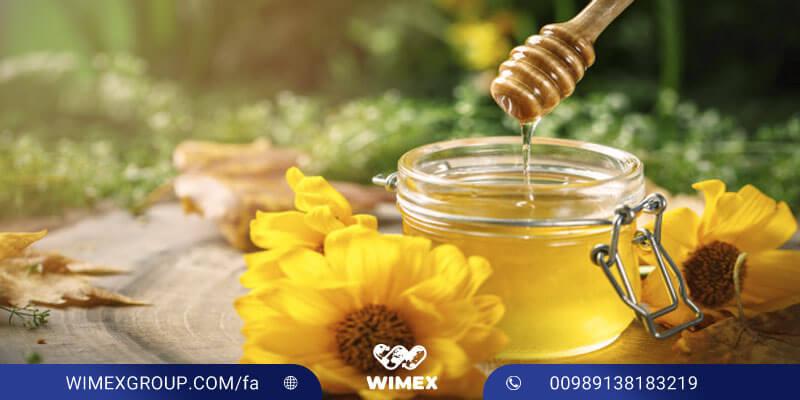 سود صادرات عسل